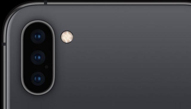Future iPhone May Feature Five Cameras