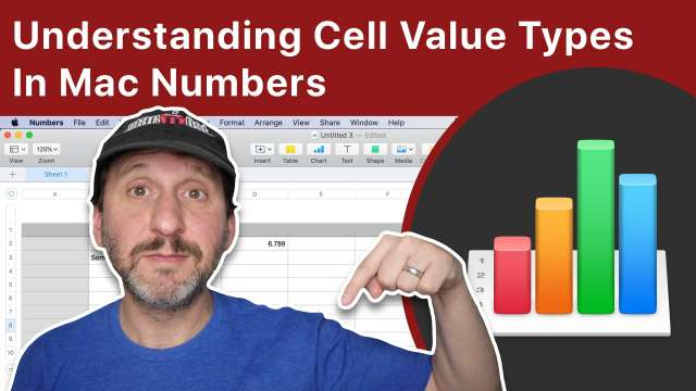 Understanding Cell Value Types In Mac Numbers