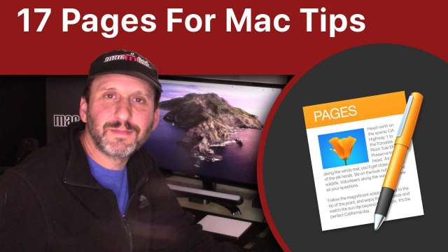17 Pages For Mac Tips