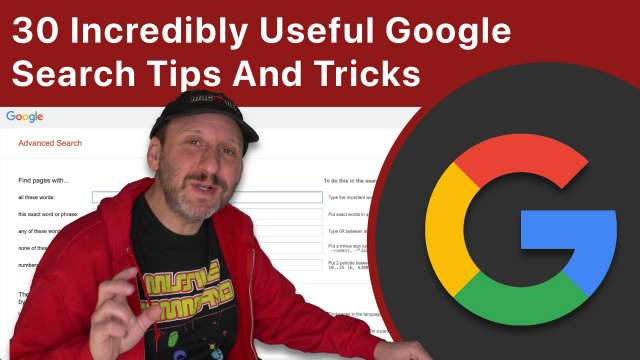 30 Incredibly Useful Google Search Tips And Tricks