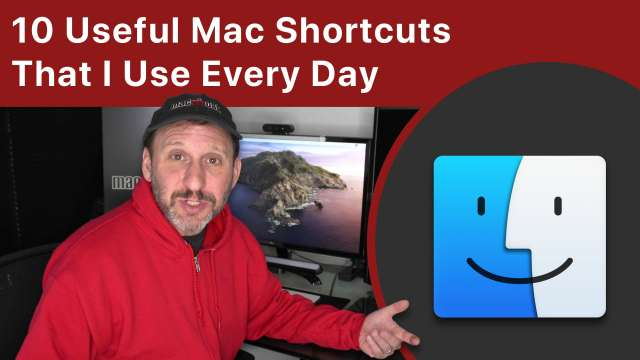 10 Mac Shortcuts I Use Every Day