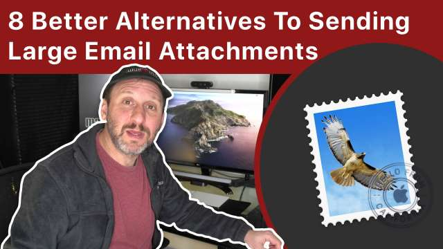 8 Better Alternatives To Sending Large Email Attachments