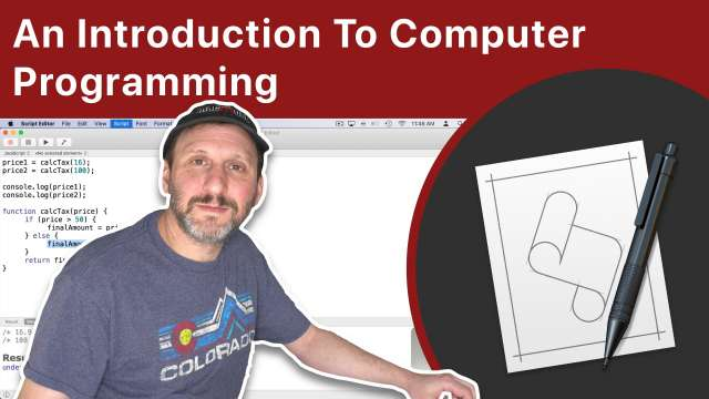 An Introduction To Computer Programming On Your Mac