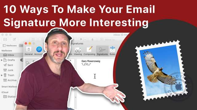 10 Ways To Make Your Email Signature More Interesting