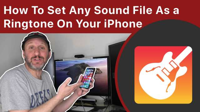 How To Set Any Sound File As a Ringtone On Your iPhone