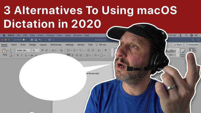 3 Alternatives To Using macOS Dictation