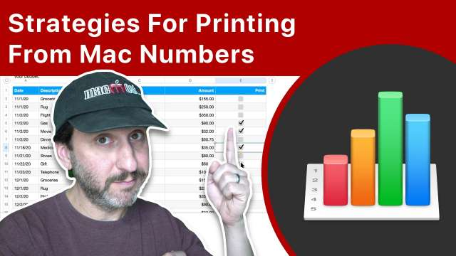 Strategies For Printing From Mac Numbers