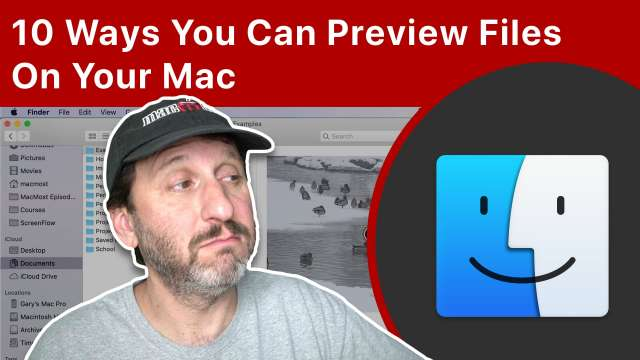 10 Ways You Can Preview Files On Your Mac