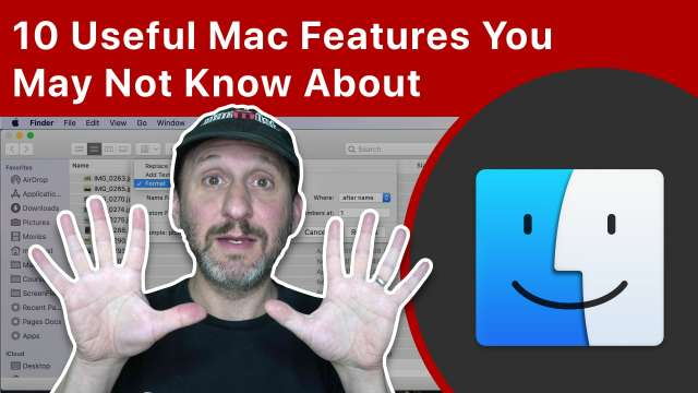 10 Useful Mac Features You May Not Know About