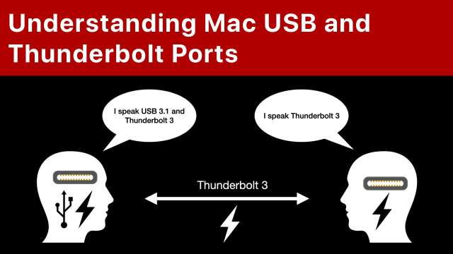 Understanding the Difference Between Mac USB and Thunderbolt Ports