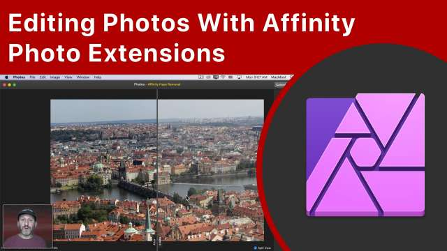 Editing Photos With Affinity Photo Extensions