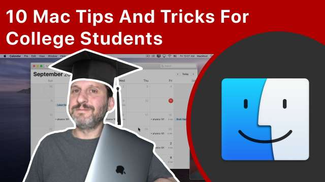 10 Mac Tips And Tricks For College Students