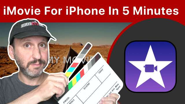 Learn How To Edit Video With iMovie For iPhone In 5 Minutes