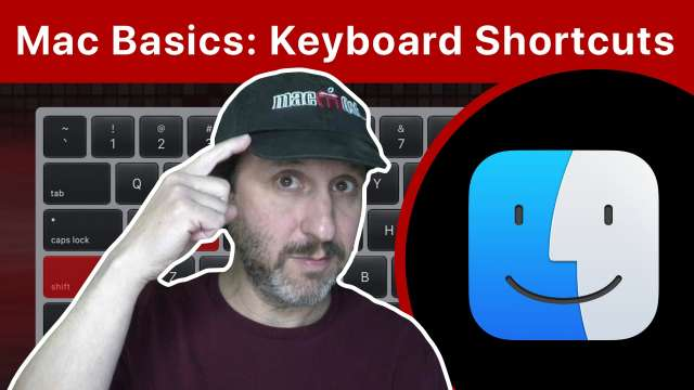 Mac Basics: Learning To Use Keyboard Shortcuts
