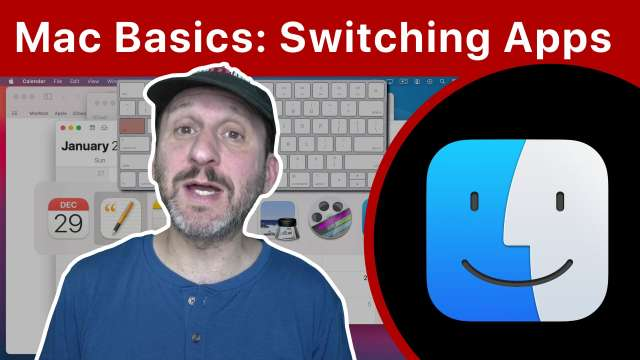 Mac Basics: Switching Apps
