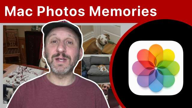 Using Photos Memories On Your Mac