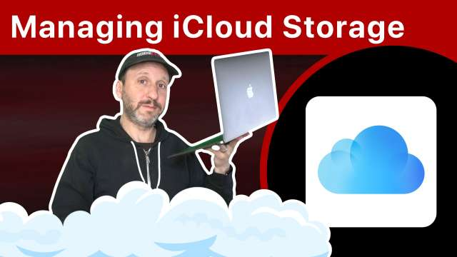 How To Manage iCloud Storage On a Mac