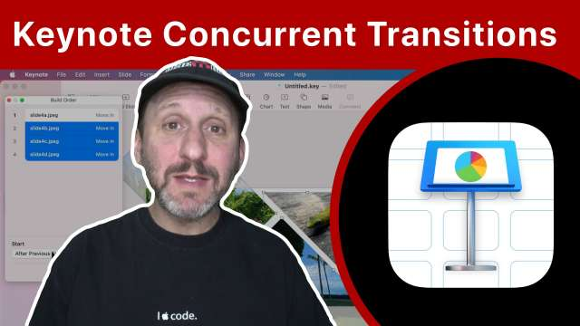Creating Slideshows With Multiple Concurrent Transitions