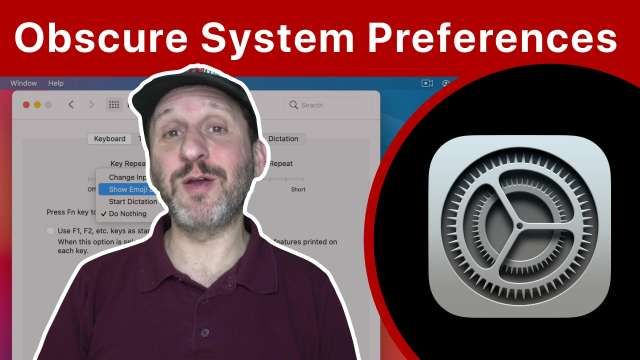 15 Obscure System Preferences You Should Know About