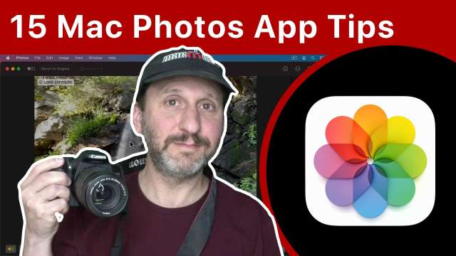 15 Things You May Not Know You Can Do In Mac Photos