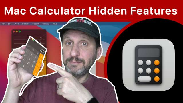 Things You May Not Know the Mac Calculator Can Do