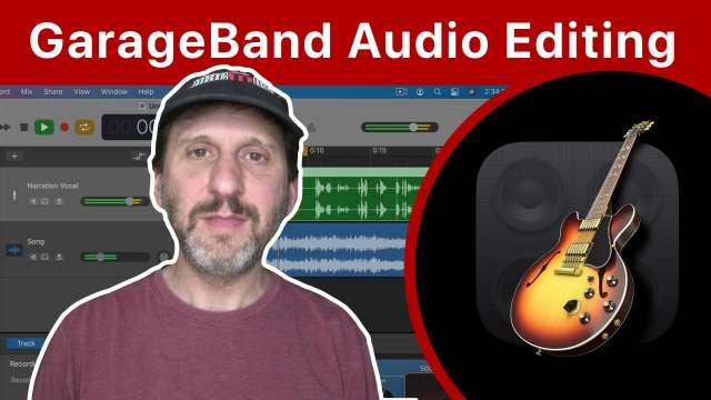 GarageBand Audio Editing Basics