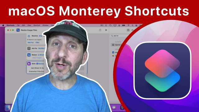 A Look At the New Shortcuts App For Mac