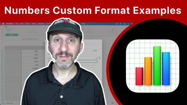 10 Useful Numbers Cell Formatting Examples