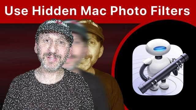 Using Your Mac's Built-In Photo Filters