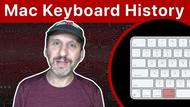 The Secret History of Mac Keyboard Keys