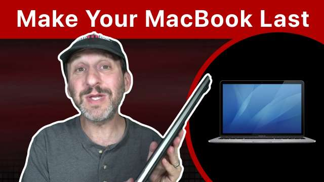 14 Things You Can Do To Make Your MacBook Last Longer