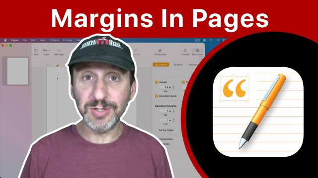 How To Adjust Margins In Mac Pages