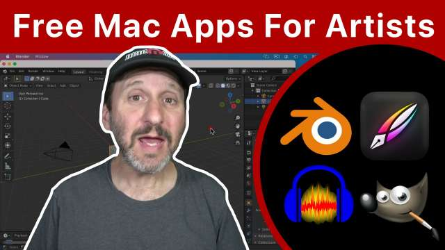 The Completely Free Artist Toolkit For Mac
