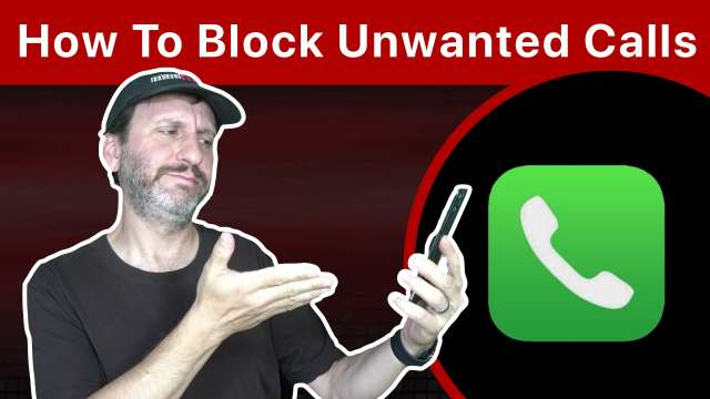 How To Block Spam Calls On an iPhone