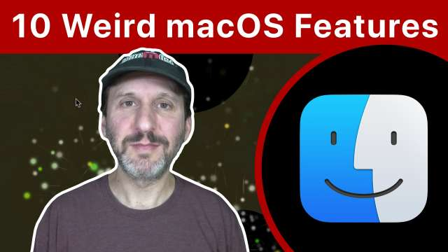 10 Weird macOS Features That Are Somewhat Useful