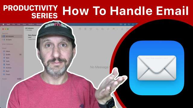 Productivity Series: How I Handle Email