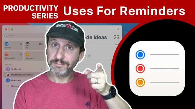 Productivity Series: Reminders Lists