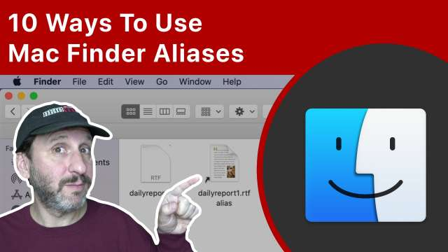 10 Ways To Use Mac Finder Aliases