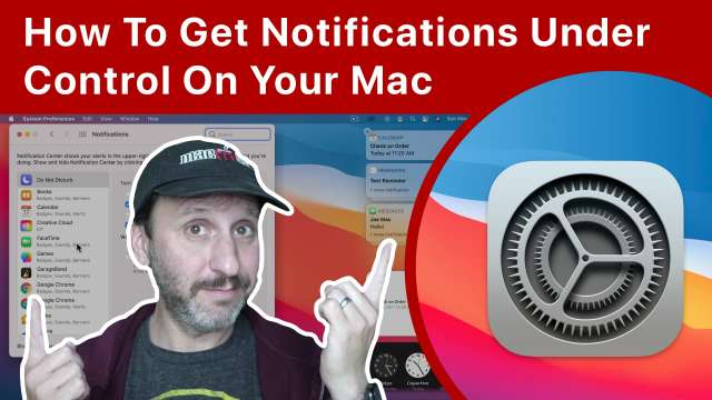 How To Get Notifications Under Control On Your Mac