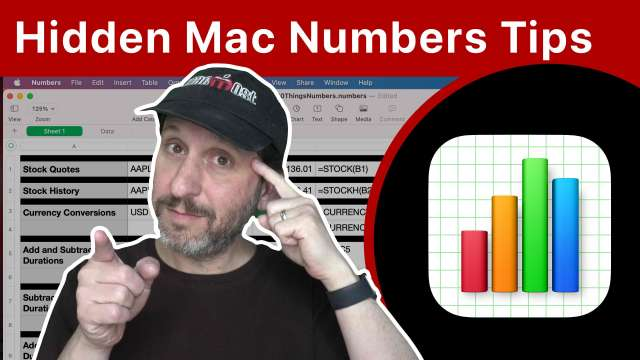 25 Things You Didn't Know You Could Do With Mac Numbers