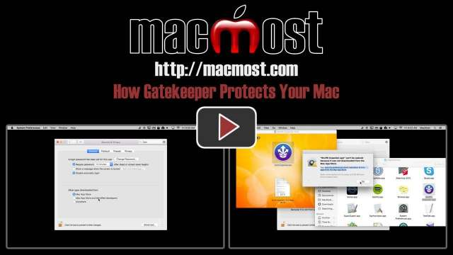 How Gatekeeper Protects Your Mac
