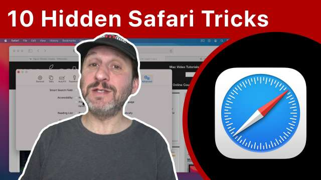 10 Things You Didn't Know You Could Do In Mac Safari