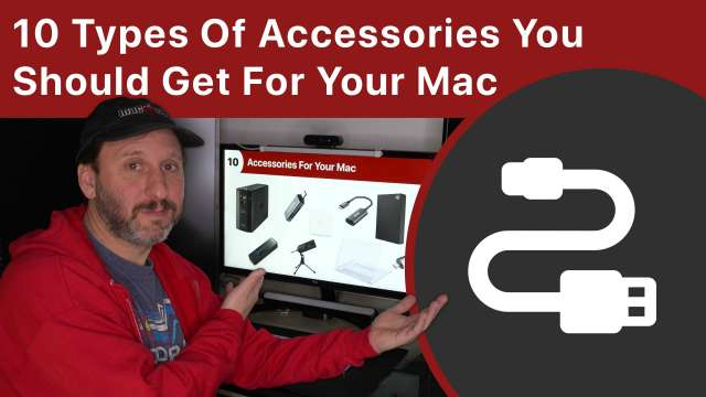 10 Types Of Accessories You Should Consider Getting For Your Mac