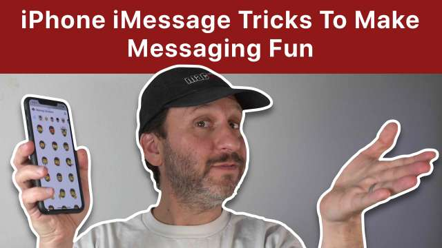 iPhone iMessage Tricks To Make Messaging Fun