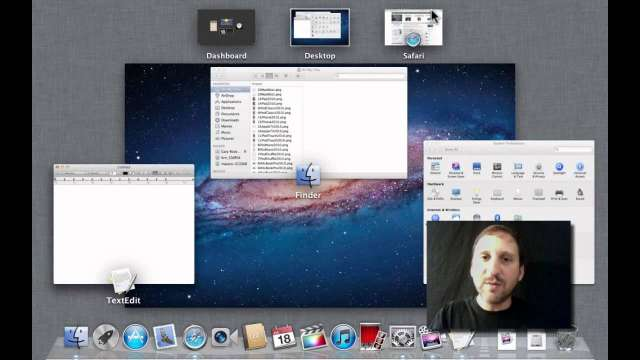 MacMost Now 581: Mission Control and Full Screen Apps