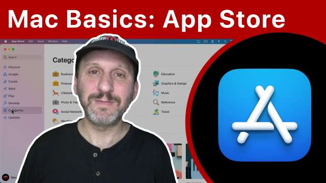 Mac Basics: The Mac App Store