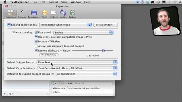 MacMost Now 495: Typing Shortcuts with Text Expander