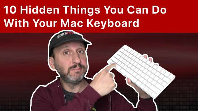10 Hidden Things You Can Do With Your Mac Keyboard