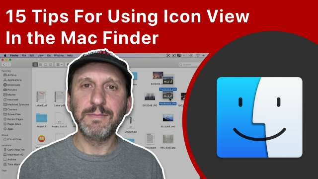 15 Tips For Using Icon View In The Mac Finder
