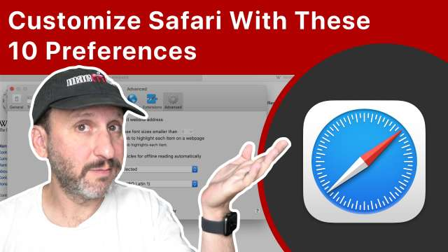 Customize Safari With These 10 Preferences